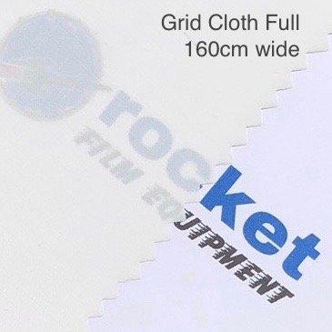 Lighting Textile Grid Cloth Full White