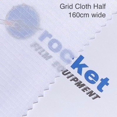 Lighting Textile Grid Cloth Half White