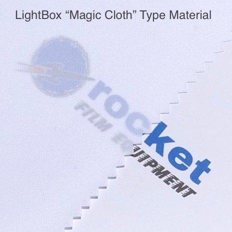 Lighting Textile Lightbox Magic Cloth